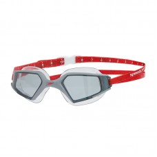 SPEEDO GOGGLES AQUAPULSE MAX 2 BLACK/LAVA RED/SMOKE
