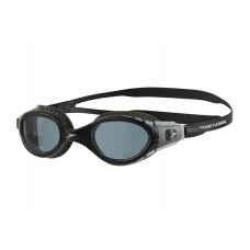SPEEDO GOGGLES BIOFUSE FLEXISEAL MENS COOL GREY/BLACK/SMOKE
