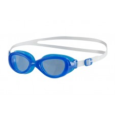 SPEEDO GOGGLES FUTURA CLASSIC JUNIOR CLEAR/NEON BLUE