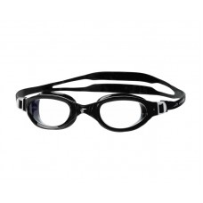 SPEEDO GOGGLES FUTURA PLUS ADULT BLACK/CLEAR
