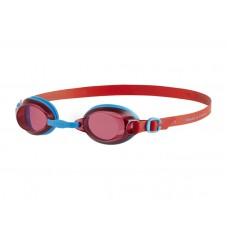 SPEEDO GOGGLES JET JUNIOR TURQUOISE/LAVA RED