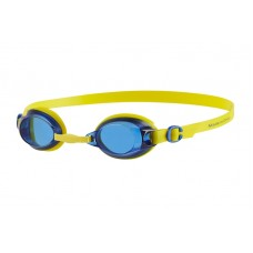 SPEEDO GOGGLES JET JUNIOR YELLOW/BLUE