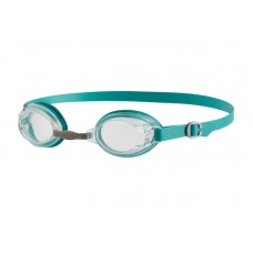SPEEDO GOGGLES JET SENIOR JADE/CLEAR