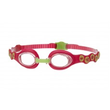 SPEEDO SEA SQUAD SPOT GOGGLES JUNIOR PINK/GREEN