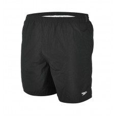 SPEEDO SOLID LEISURE SHORT 15'' JNR BLACK