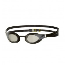 SPEEDO GOGGLES FASTSKIN ELITE MIRROR - BLACK/DARK CHROME
