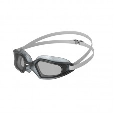 SPEEDO GOGGLES HYDROPULSE ADULT-WHITE/ELEPHANT/L.SMOKE