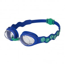 SPEEDO GOGGLES SPOT JUNIOR - BLUE/EMERALD/CLEAR