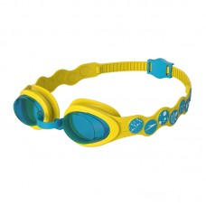 SPEEDO GOGGLES SPOT JUNIOR - YELLOW/TURQUOISE/BLUE
