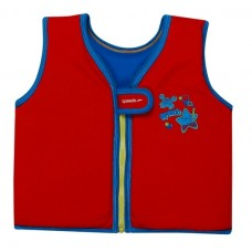 SPEEDO SEA SQUAD SWIM VEST BLUE